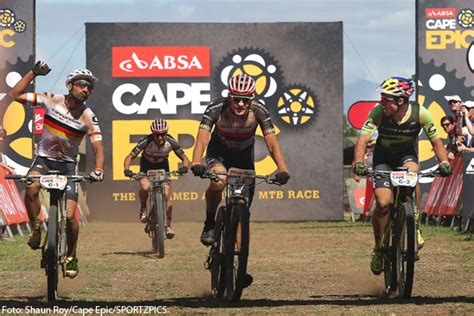Cape Epic: El Cannondale Factory Racing gana la primera ...