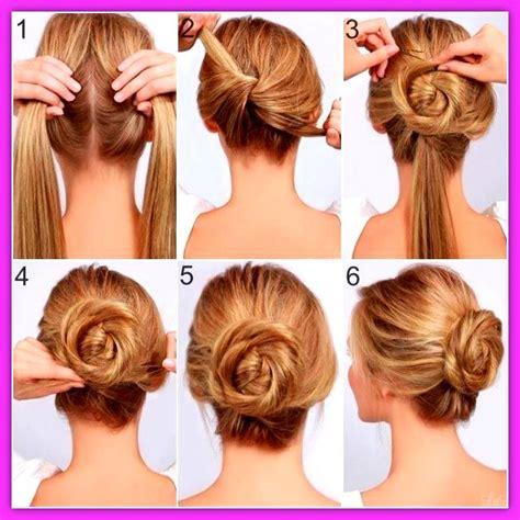 Recogidos Sencillos Paso A Paso Peinados Recogidos Tutorial - Recogidos-sencillos-paso-a-paso
