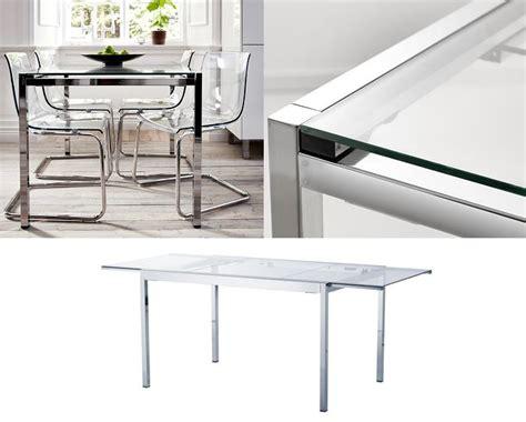 Mesa Escritorio Cristal Ikea - SEONegativo.com