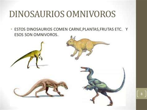 Razas De Dinosaurios