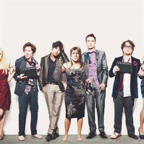 Test: ¿qué personaje de The Big Bang Theory eres?