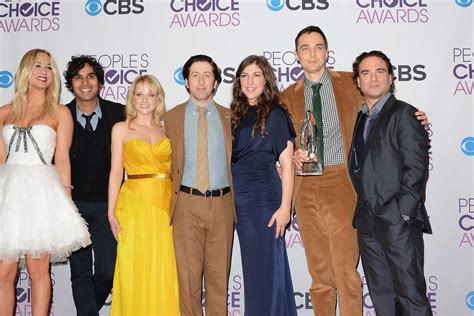 The Big Bang Theory: actores en la vida real - Batanga