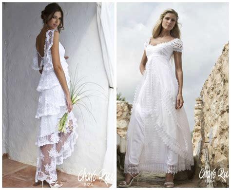 Vestidos boda ibicenca invitados